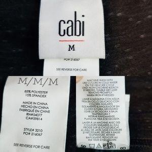 CAbi Pants - CAbi 3210 Space Dye Skirted M'Leggings